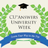 Get Registered for CU*Answers University Week!
