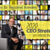 Update for CEO Strategies Week 2020 – Roundtable for November 11