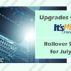 Upgrade to It's Me 247 – Rollover Scheduled for July 17-18