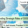 The Expanding Strategic Roles of CUSOs – ft. Jack Antonini, President & CEO of NACUSO