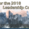 A Reminder: Venues and Agenda for the 2018 Leadership Conference