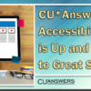 CU*Answers' Website Accessibility Service is Seeing Great Success!