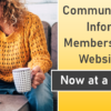 Don't Miss This 15% Discount – Communicate Valuable Information to Members with Custom Website Banners