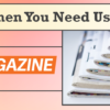 We're Here When You Need Us – CUSO Magazine