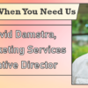 We're Here When You Need Us – Meet David Damstra, VP of Marketing Services and Creative Director