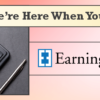 We're Here When You Need Us – Earnings Edge