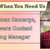 We're Here When You Need Us – Meet Esteban Camargo, CU*Answers Content Marketing Manager