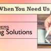 We're Here When You Need Us – Imaging Solutions