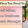 We're Here When You Need Us – Meet Jeff Miller, OpsEngine Business Development Manager
