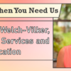 We're Here When You Need Us – Meet Laura Welch-Vilker, VP of Client Services and Education