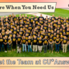 We're Here When You Need Us – Meet the Team at CU*Answers