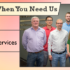 We're Here When You Need Us – CU*Answers Network Services