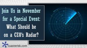 What Should be on a CEOs Radar - CU Asterisk version
