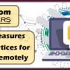 A Note from CU*Answers: Security Measures and Best Practices for Working Remotely