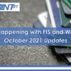 FIS and WorldPay Merger: October 2021 Updates