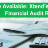 Now Available: Xtend's 2019 Financial Audit Report