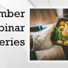 Join Us for Next Week's Webinars