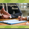 Due Diligence Materials Available for Review on the Xtend Website