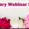 Don't Forget to Register for This Week's Webinars!
