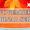 Xtend Webinars: What's Coming Up Next Week?