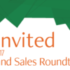 Join Us for a Marketing and Sales Roundtable!