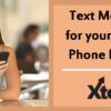 Reach your Members via Text!