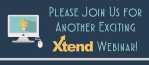 XtendWebinarGeneric
