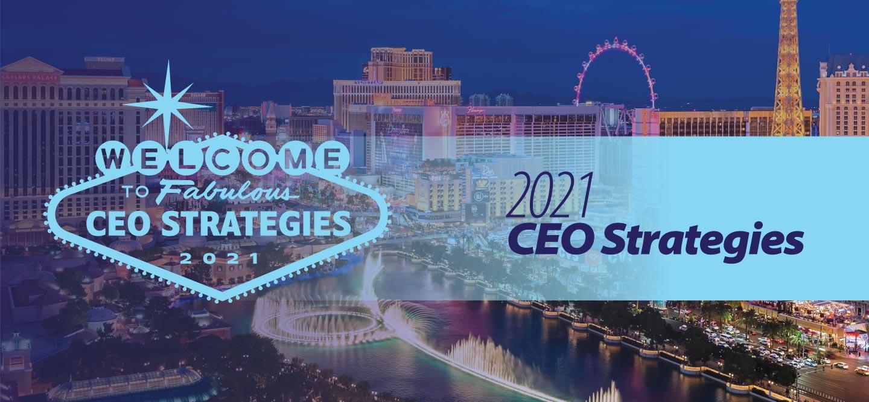 2021 CEO Strategies