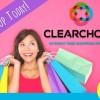 Clear Choice shopping program