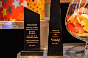 Robert H. Mackay Leadership and Spirit of CU*Answers Awards