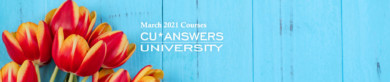Take a Look at the CU*Answers University Courses for March!