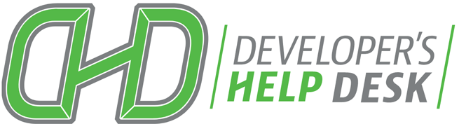 Developer's Help Desk