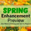 Come Take a Look at the Spring Enhancement Preview!