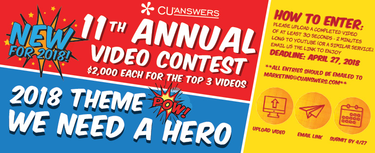 2018 video contest information