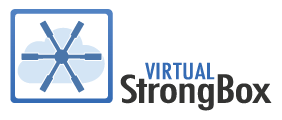 My Virtual StrongBox Logo