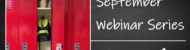 Check Out the Variety of Webinars We Have Coming Up Next Week!